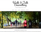 Walk and Talk Counselling website