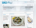 Shoalhaven River Oysters Inc website